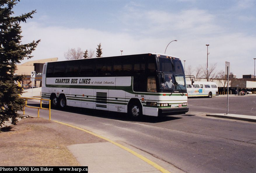 Barp Ca Charter Bus Lines Of British Columbia
